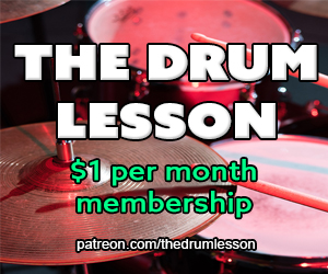 The Drum Lesson
